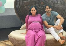 Shaheer Sheikh & Ruchika Kapoor's Daughter's Name Revealed; Couple Ask Fans To Keep Them In Prayers