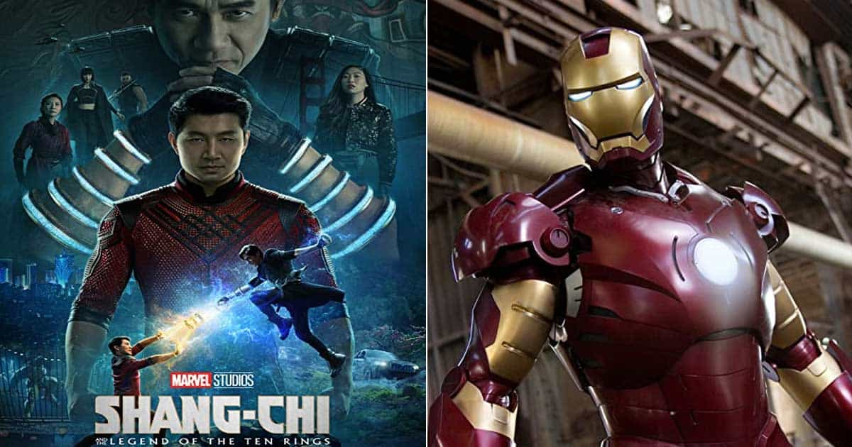 Shang-Chi Displays Robert Downey Jr's Iron Man Held Captive In Its New Trailer - See Video