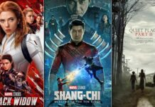 Shang Chi Surpasses A Quiet Place 2 At The Domestic Box Office
