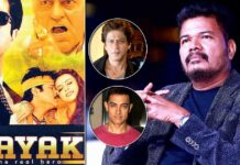 Shankar Once Got Candid About Approaching Aamir Khan & Shah Rukh Khan For Nayak; Also Revealed How Anil Kapoor Came On Board