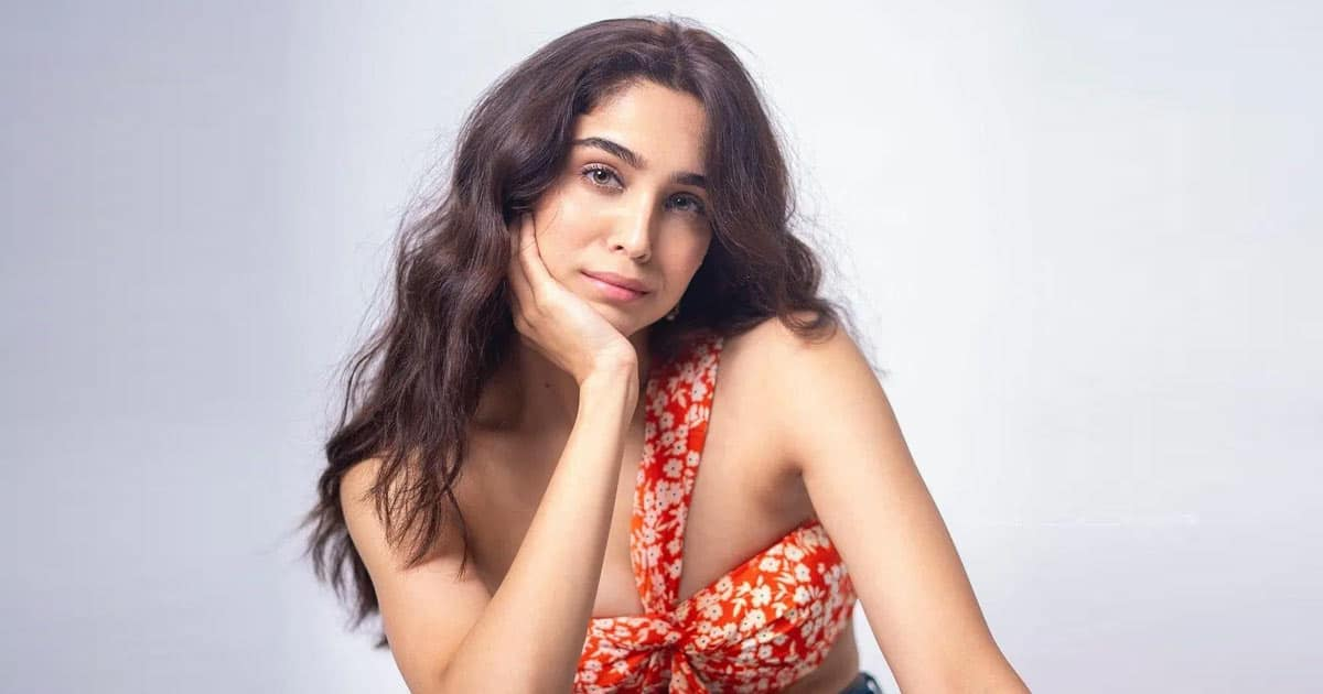 Sharvari signed on by a cosmetic brand before her big screen debut!