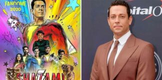 """Shazam Star Zachary Levi Asks Creepy Fans Not To Come At His House """"Unannounced"""" Or """"Uninvited"""""""