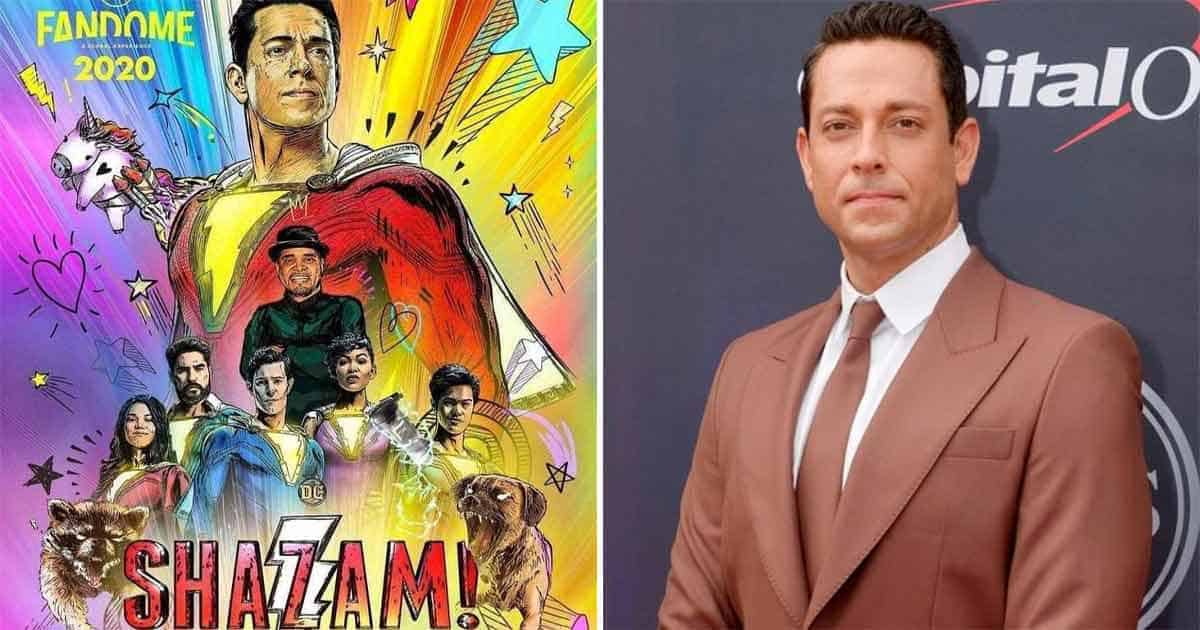 """Shazam! Fury Of The Gods Actor Zachary Levi Tells Fans To Not Show Up At His House """"Unannounced"""" Or """"Uninvited"""""""