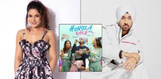 Shehnaaz Gill Flooded With Love & Support As Diljit Dosanjh Reveals The Release Date Of 'Honsla Rakh' - Read On