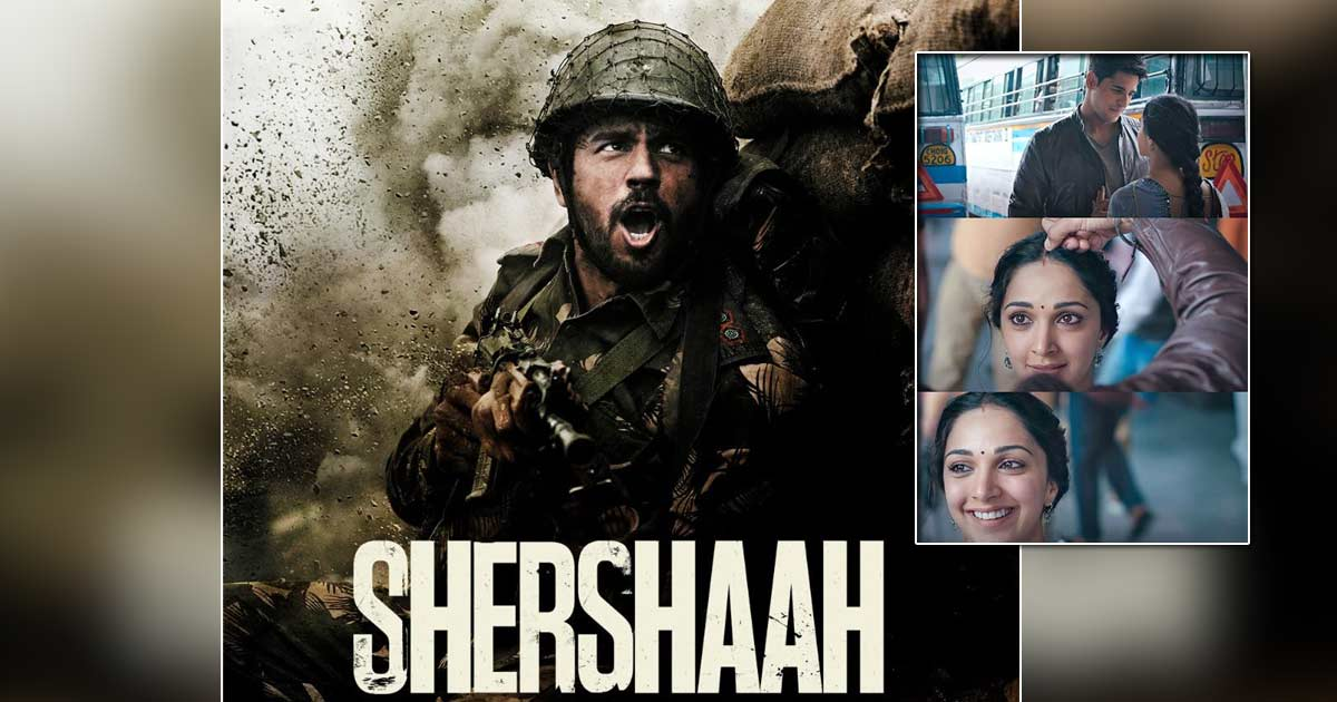 Shershaah Writer Opens Up On Vikram Batra Using Blood As Sindoor On Dimple's Forehead - Deets Inside