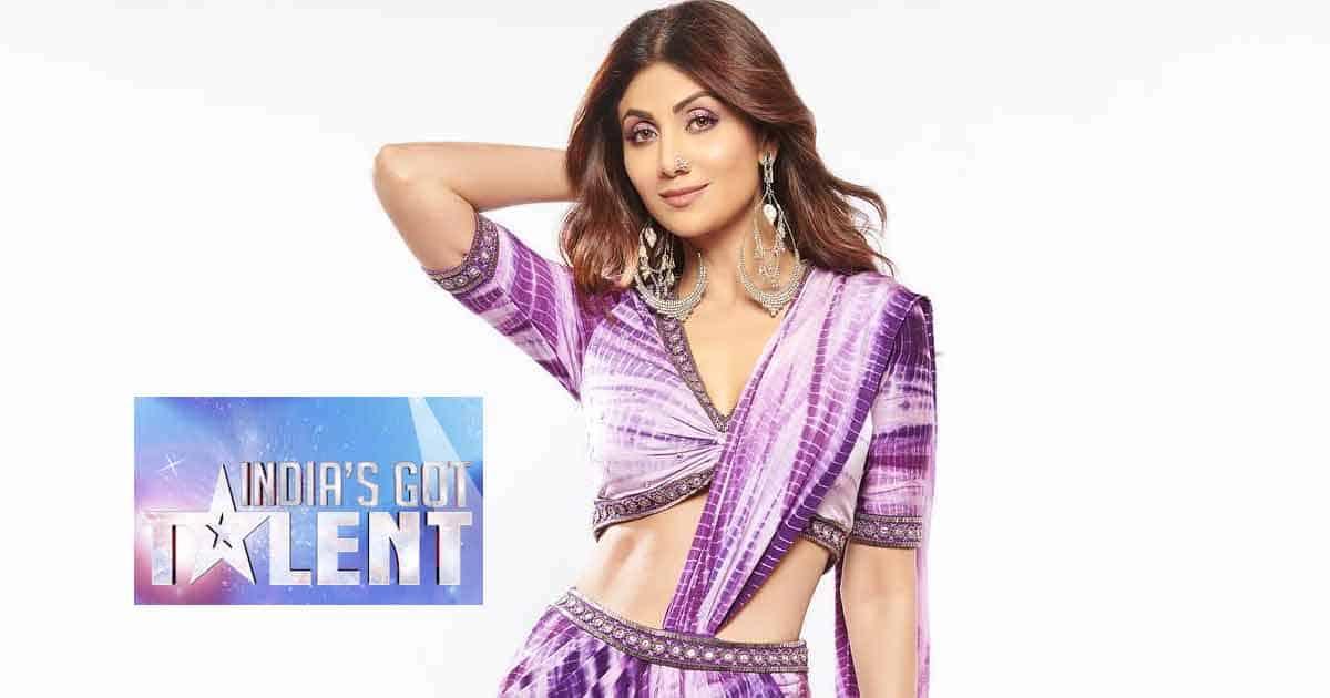 Shilpa Shetty Kundra To Judge 'India's Got Talent'