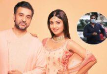 Shilpa Shetty's Bodyguard Wins Praises For Showing Super Loyalty Towards Raj Kundra