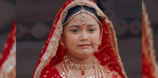 Shreya Patel reveals new twist in 'Balika Vadhu'