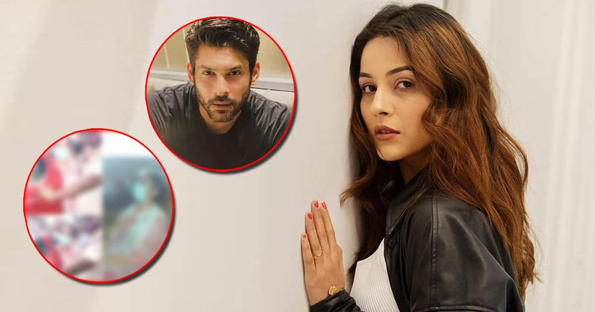 Sidharth Shukla Death: A 'Devastated' Shehnaaz Gill Leaves For Crematorium With Her Brother - See Pics Inside