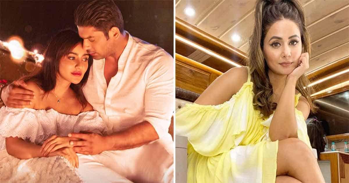 Hina Khan's Reel Makes Sidharth Shukla Fans Emotional