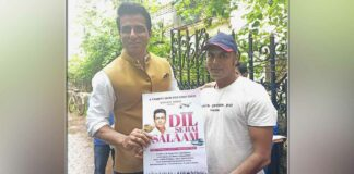 Sonu Sood's fan to release a song dedicated to the actor