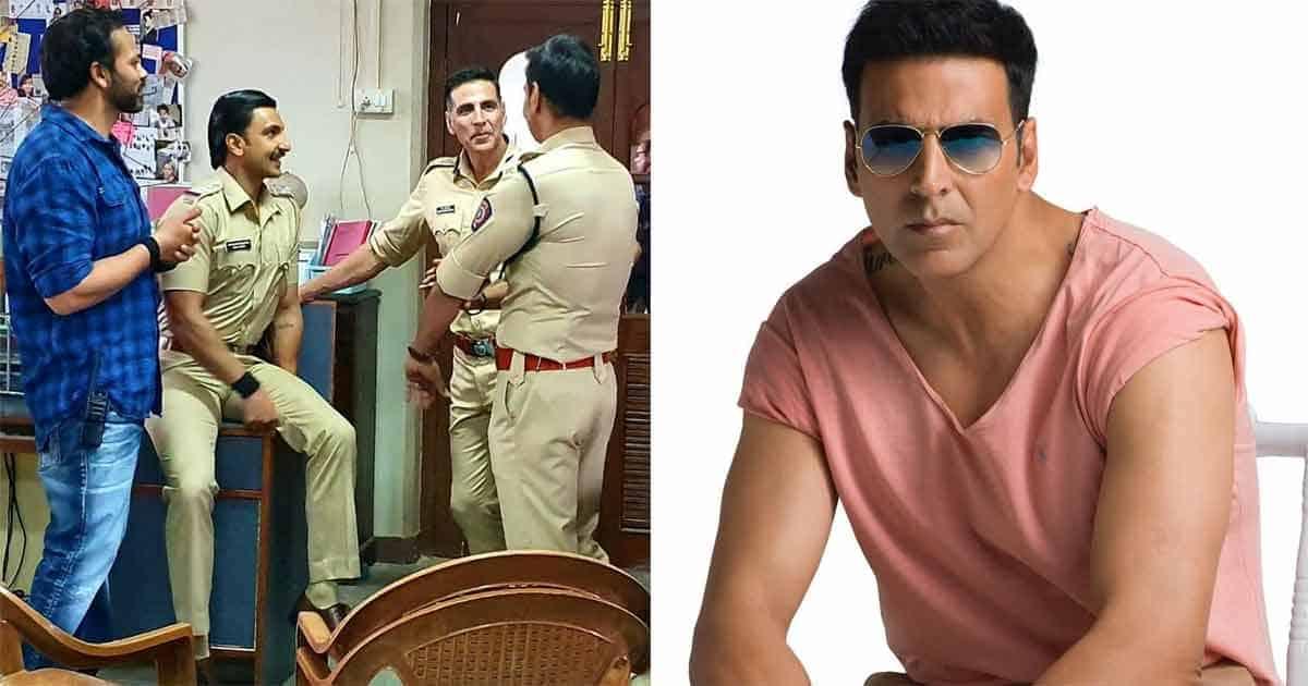 IPS Officer Pinpoints An Error In Sooryavanshi Set Image, Akshay Kumar Responds
