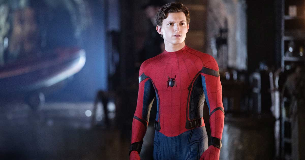 Spider-Man Actor Tom Holland Impresses Fans With His Boxing Skills In A New Video