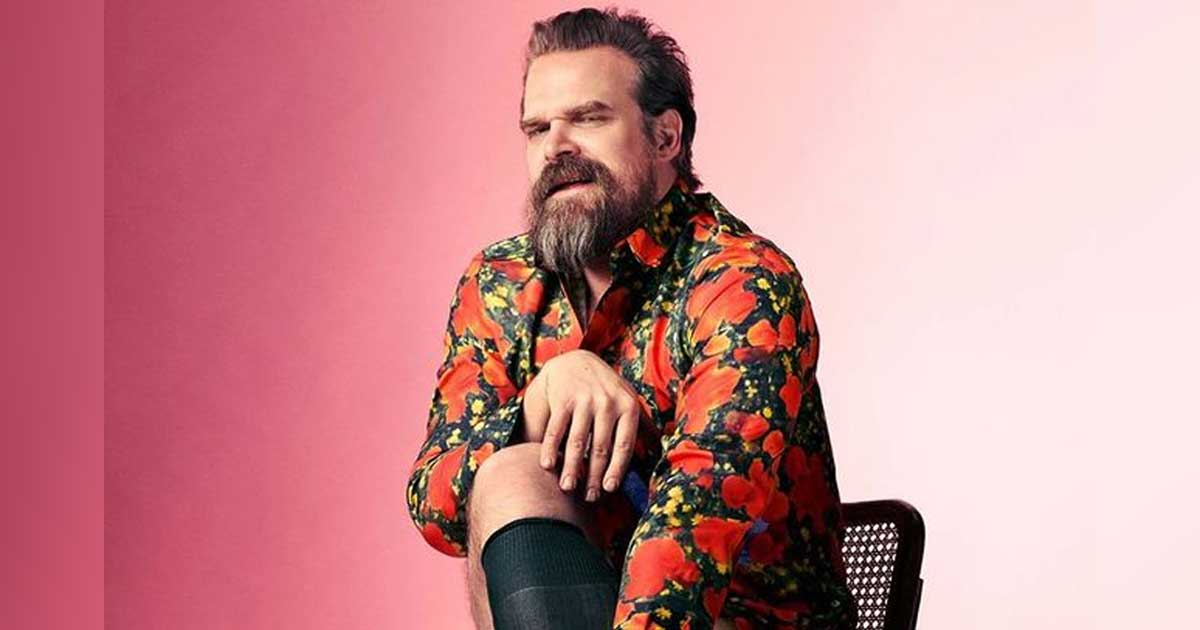 """Stranger Things Actor David Harbour Reveals His Secret To Weight Loss Is """"Just Not Eating"""""""