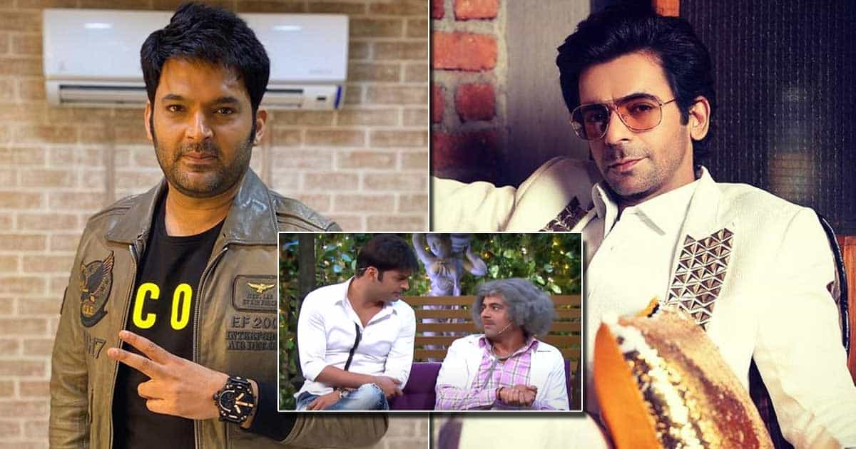 Sunil Grover Wants To Give 'Ministry Of Laughter' To Kapil Sharma