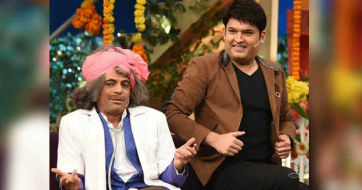 Sunil Grover's Salary At The Kapil Sharma Show Per Day Was Equivalent To Affording A New Car Every Day - Deets Inside
