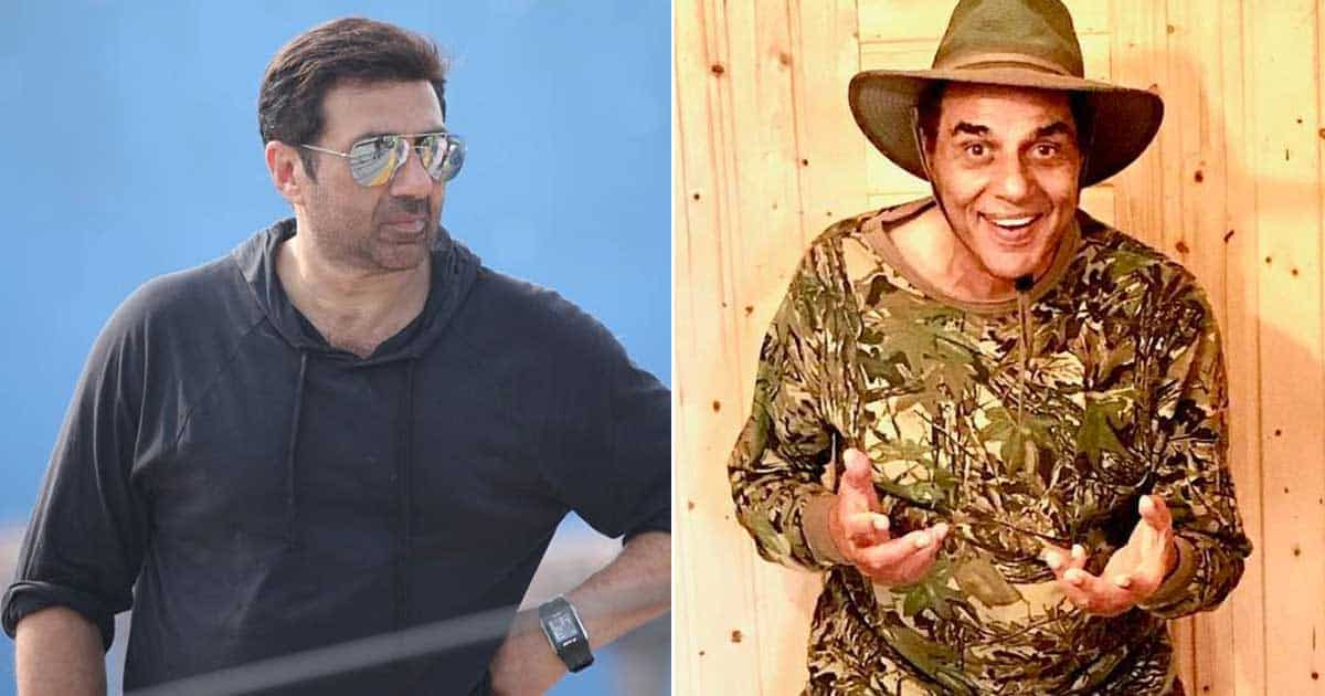 Sunny Deol Once Played A Body Double For His Dharmendra, Here's What We Know