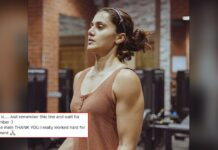 Taapsee Pannu Replies To Tweet That Compared Her Physique To 'Mard Ki Body', Takes It As A Compliment