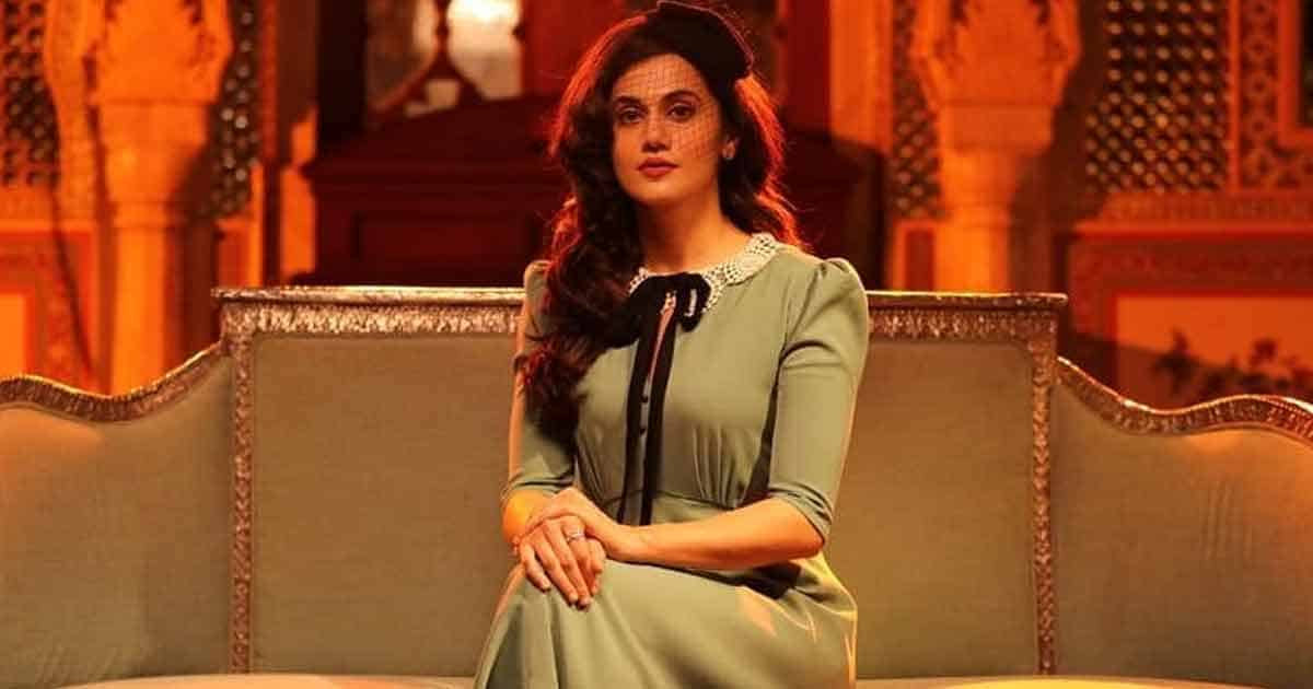 """Taapsee Pannu Reacts To Trolls Calling Her Jobless; Actress Says """"I Don't Have Time To Take Up A Film Till 2023"""""""