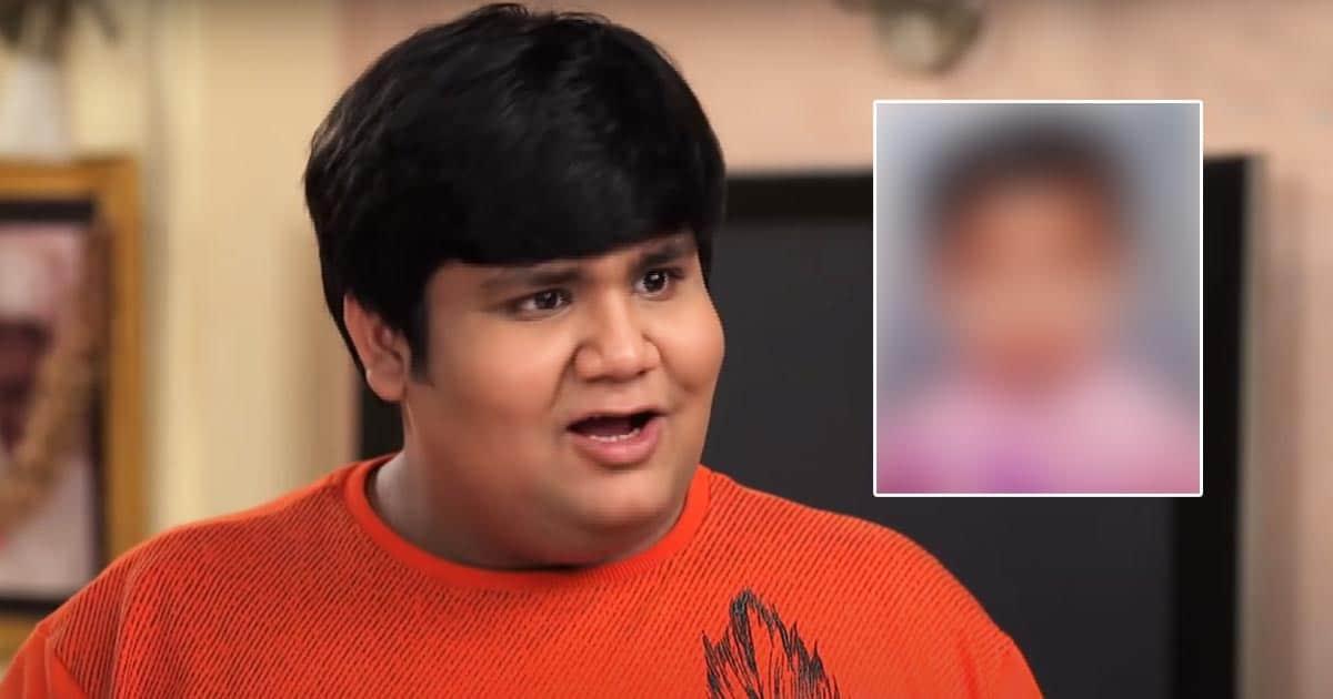Taarak Mehta Fame Kush Shah aka Goli's Childhood Pic Goes Viral