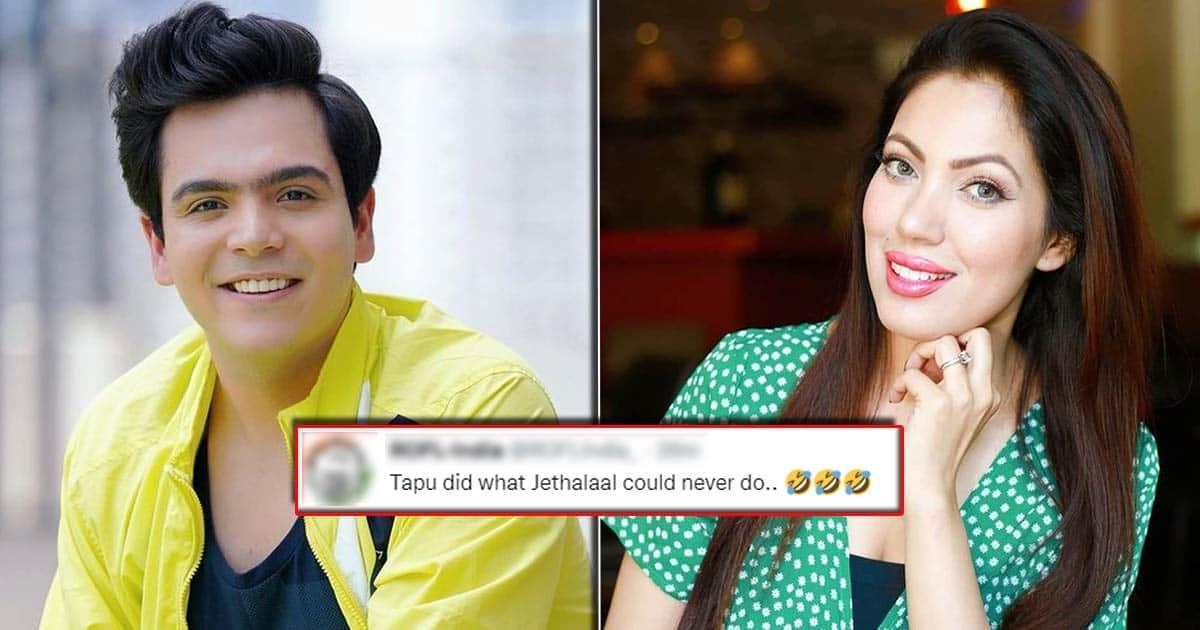 Taarak Mehta Fame Munmun Dutta & Raj Anadkat Love Rumours Gets Hilarious Reactions, Read On