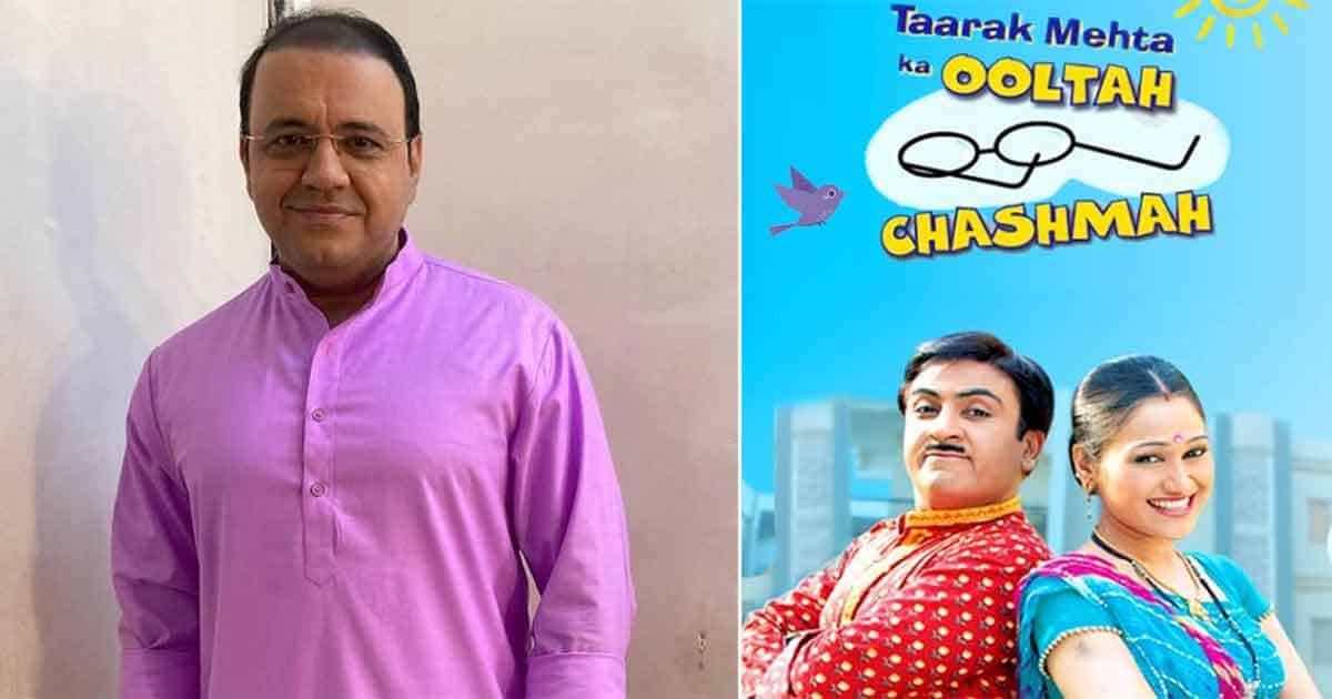 Taarak Mehta Ka Ooltah Chashmah Actor Mandar Chandwadkar Is Back On The Sets; He Said: