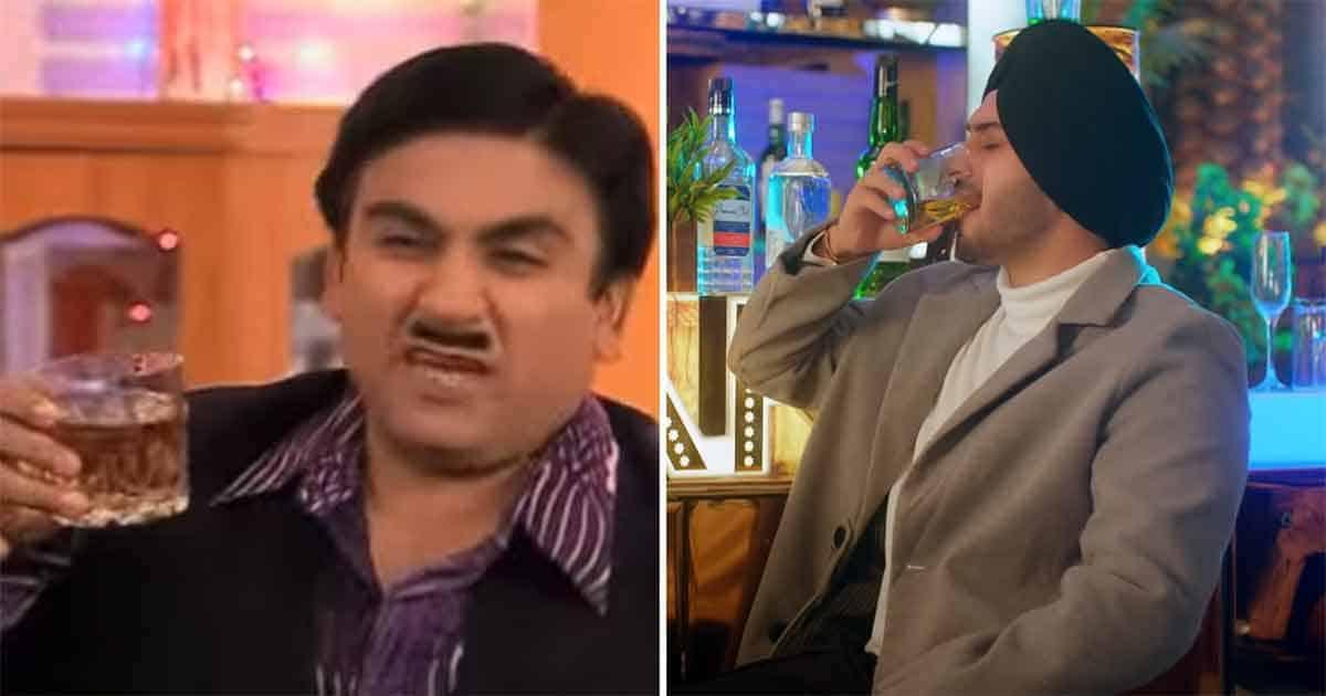 Neha Kakkar's Peene Lage Ho Song Gets Taarak Mehta Ka Ooltah Chashmah Twist
