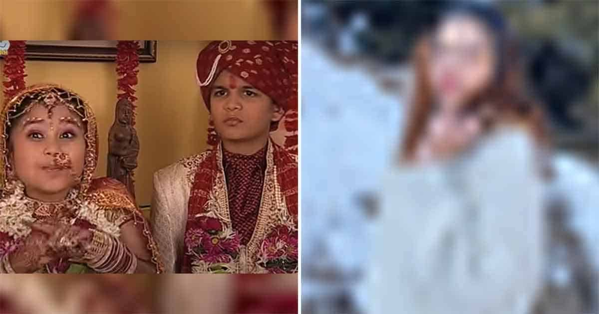 Remember Tapu's Wife Tina From His Child-Marriage Sequence In Taarak Mehta Ka Ooltah Chashmah? Here's How She Looks Now