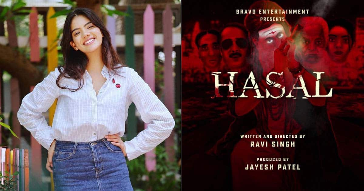 """Tejasvi Singh Ahlawat On Playing A Strong Female Character In Hasal: """"This Is Something I've Always Wanted To Play"""""""