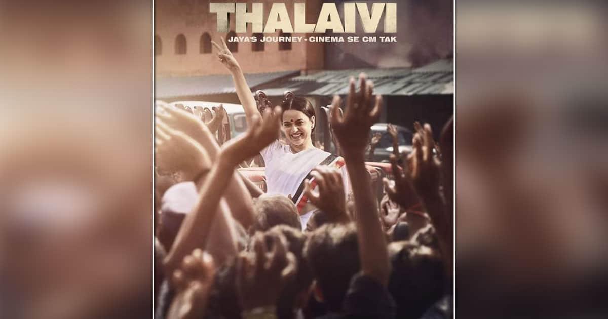 Thalaivii OTT Deal