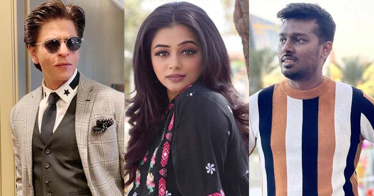 The Family Man Fame Priyamani Joins Shah Rukh Khan For Atlee's Next In Pune?