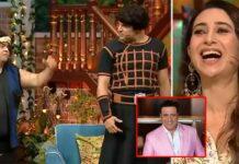 """The Kapil Sharma Show: Another Govinda Joke Makes An Entry As Kiku Sharda Says """"Raja Babu Aaj Kal Inhe Nahi Dekhte' To Krushna Abhishek"""
