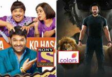 The Kapil Sharma Show Beaten By Khatron Ke Khiladi 11, It's Colors VS Sony TV On The TRP Charts All Over Again!