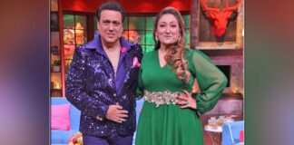The Kapil Sharma Show: Govinda Only Cares About Sunita's Lips, Not The Lipstick