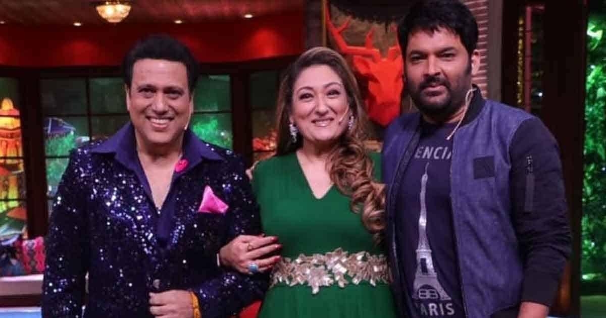 The Kapil Sharma Show: Govinda's Wife Sunita Makes Hilarious Revelation