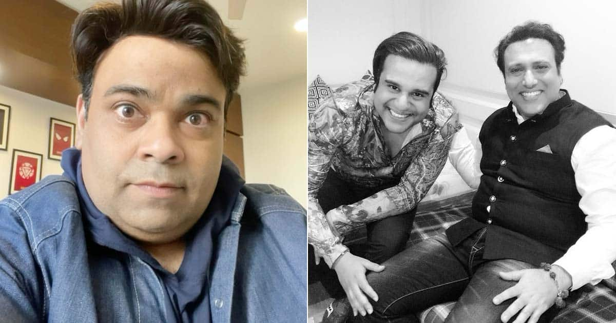 The Kapil Sharma Show: Kiku Sharda Mocks The Fight Between Krushna Abhishek & Govinda – Watch