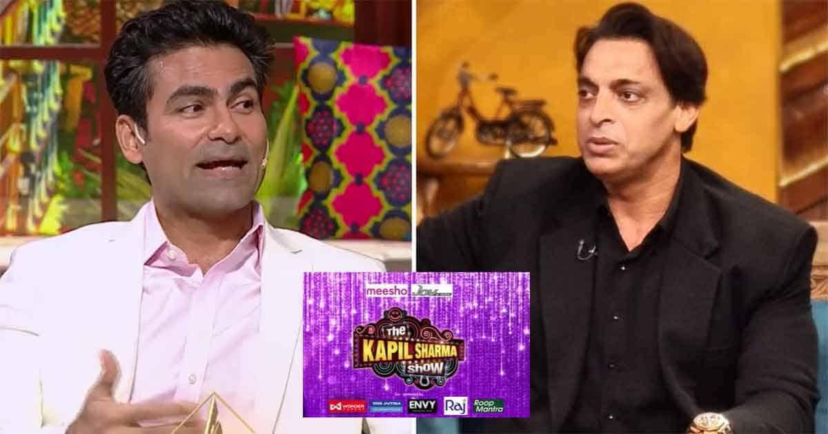 The Kapil Sharma Show: Did You Know Mohammad Kaif Once Planned To Humiliate Shoaib Akhtar