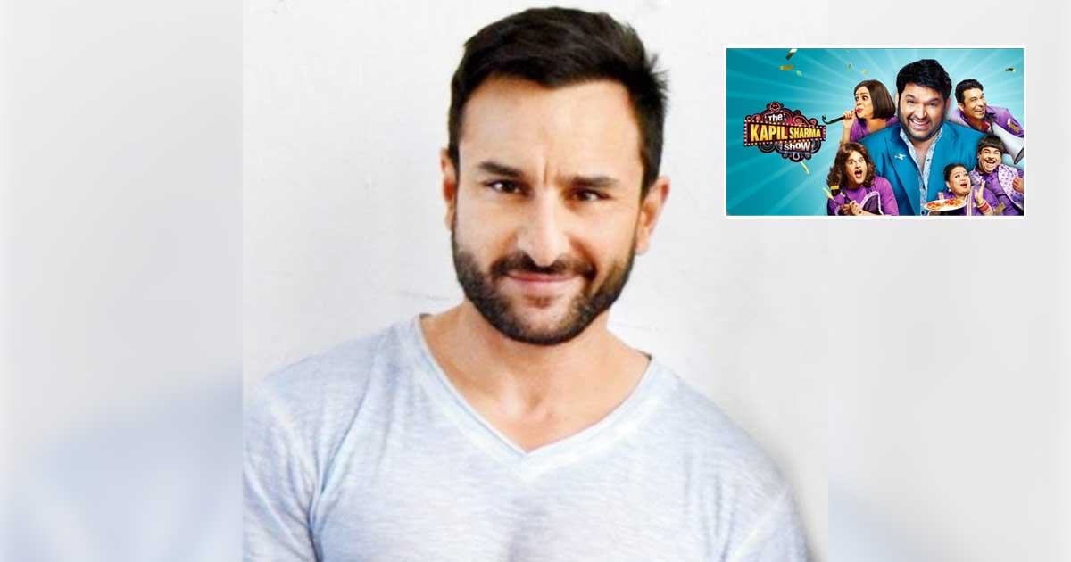 The Kapil Sharma Show: Saif Ali Khan Says Jehangir Is His Second Lockdown's Accomplishment After The First's French & Cooking - See Video