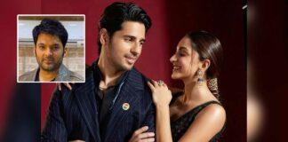 "The Kapil Sharma Show: Sidharth Malhotra Addresses Kissing Kiara Advani In Shershaah, Jokes ""Zabardasti Karna Pada"" - Deets Inside"