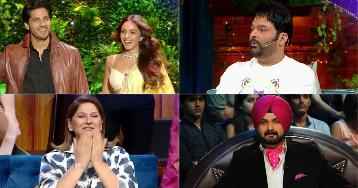 The Kapil Sharma Show: