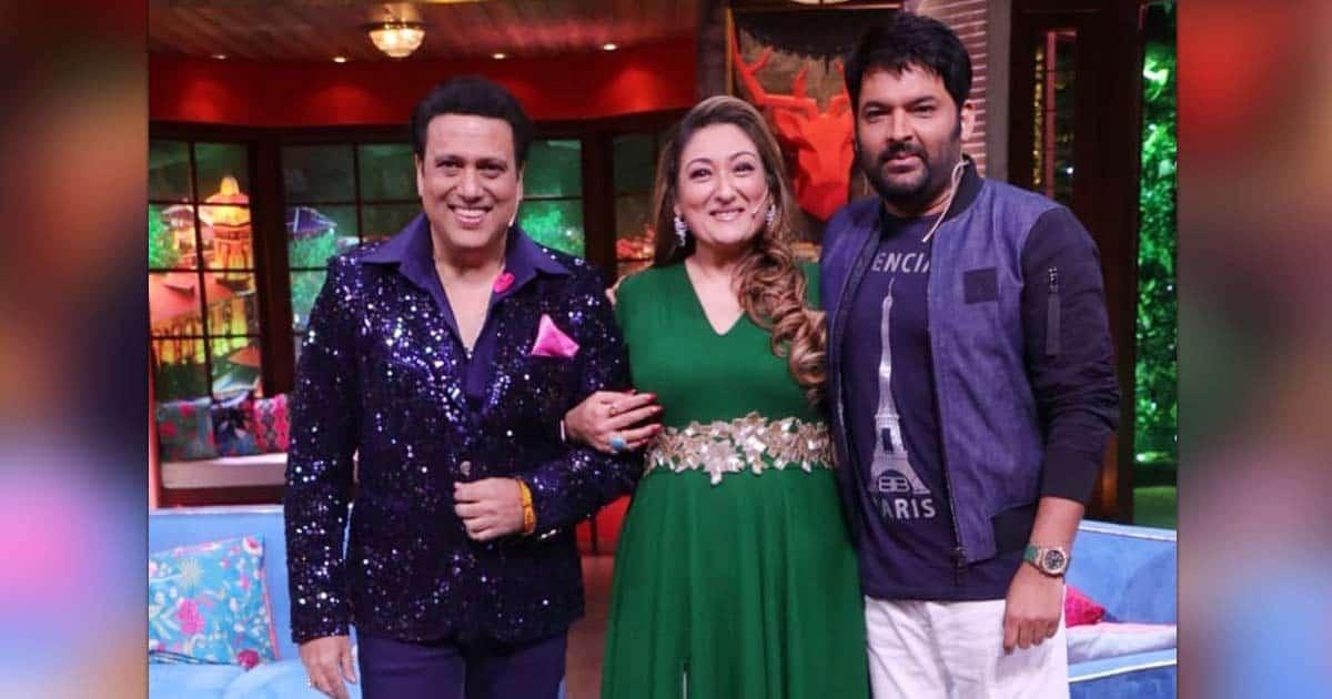 The Kapil Sharma Show: Sunita Reacts As Govinda Flirts With A Fan
