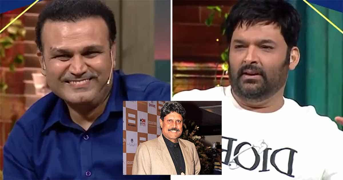 """The Kapil Sharma Show: Virender Sehwag On Getting Married To Improve English, Recalls """"Kapil Dev Did The Same"""" - Deets Inside"""