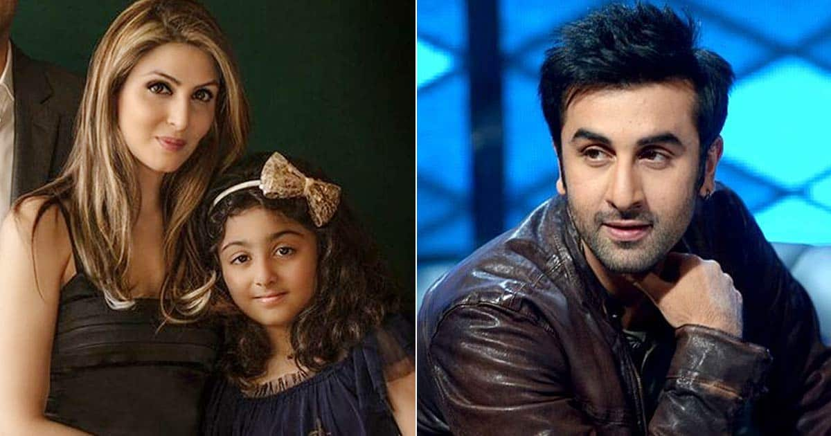 The Kapil Sharma Show: When Ranbir Kapoor's Niece Wanted To Leak His Number In Her School!