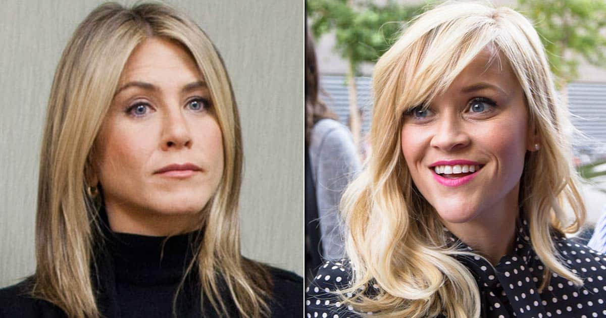 The Morning Show Star Reese Witherspoon Talks About how Jennifer Aniston Cracked Her Up While Shooting The Fight Scenes For the Show