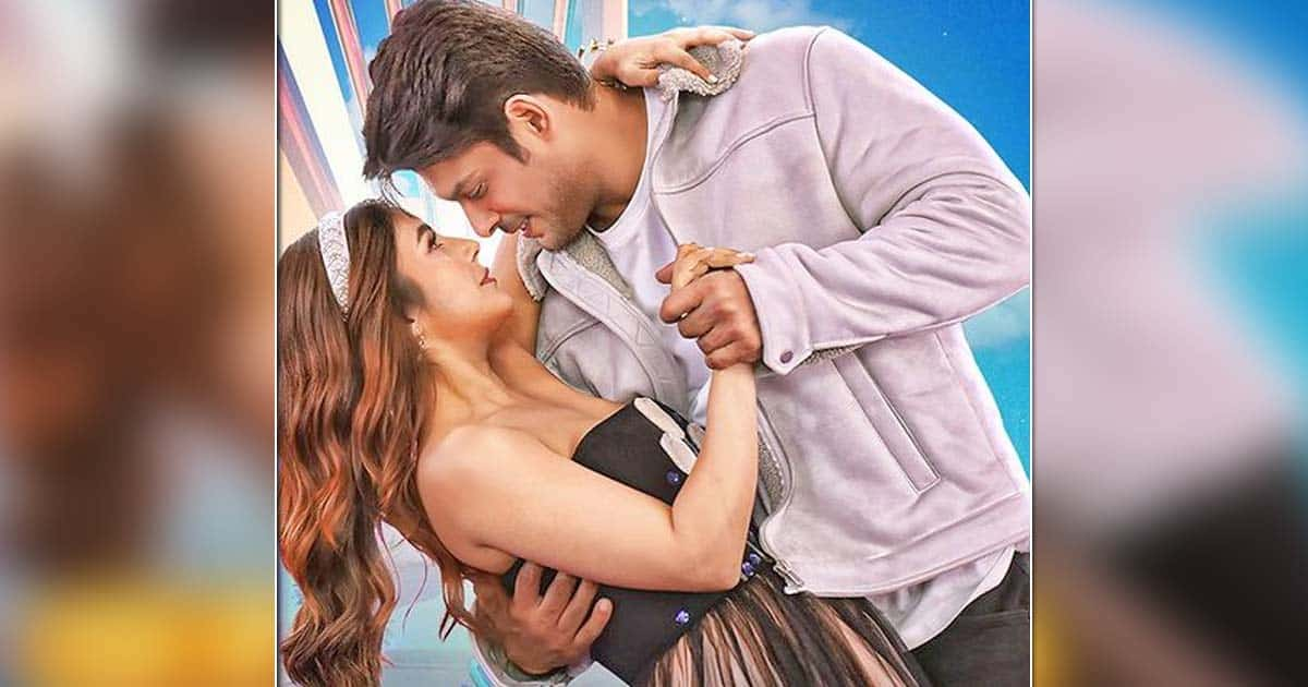 This Throwback Video Of Shehnazz Gill Recognized Sidharth Shukla Blindfolded & Almost Kissing Him Will leave Your Teary-Eyed