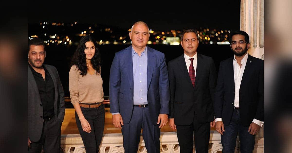Tiger 3: Salman Khan & Katrina Kaif's New Pics Go Viral From Turkey