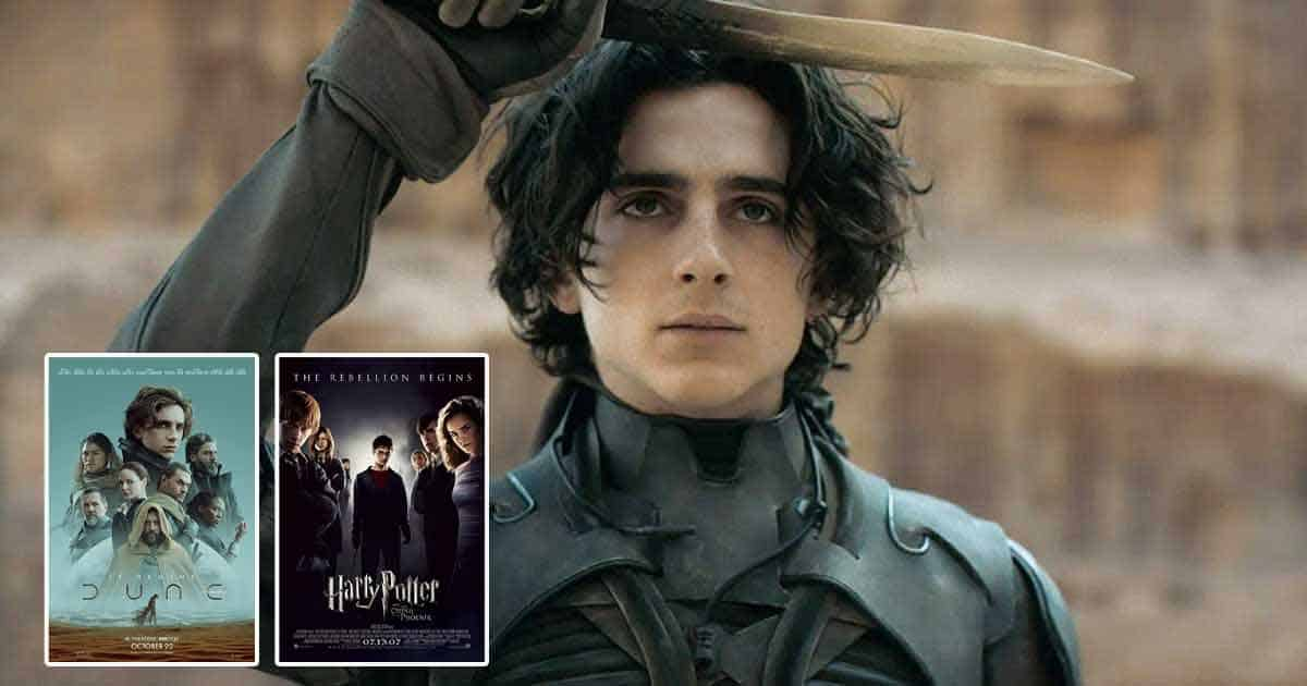 Timothee Chalamet Is Surprised To Know How Much Pop Culture, Films And Books Have Been Derived From Dune.
