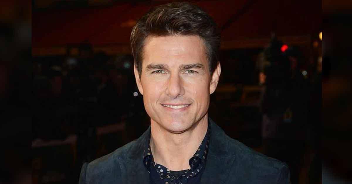 DC Wants Tom Cruise For Green Lantern?
