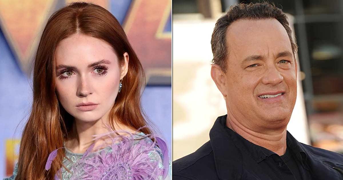 Tom Hanks Helped Karen Gillan Through A Crisis Of Confidence
