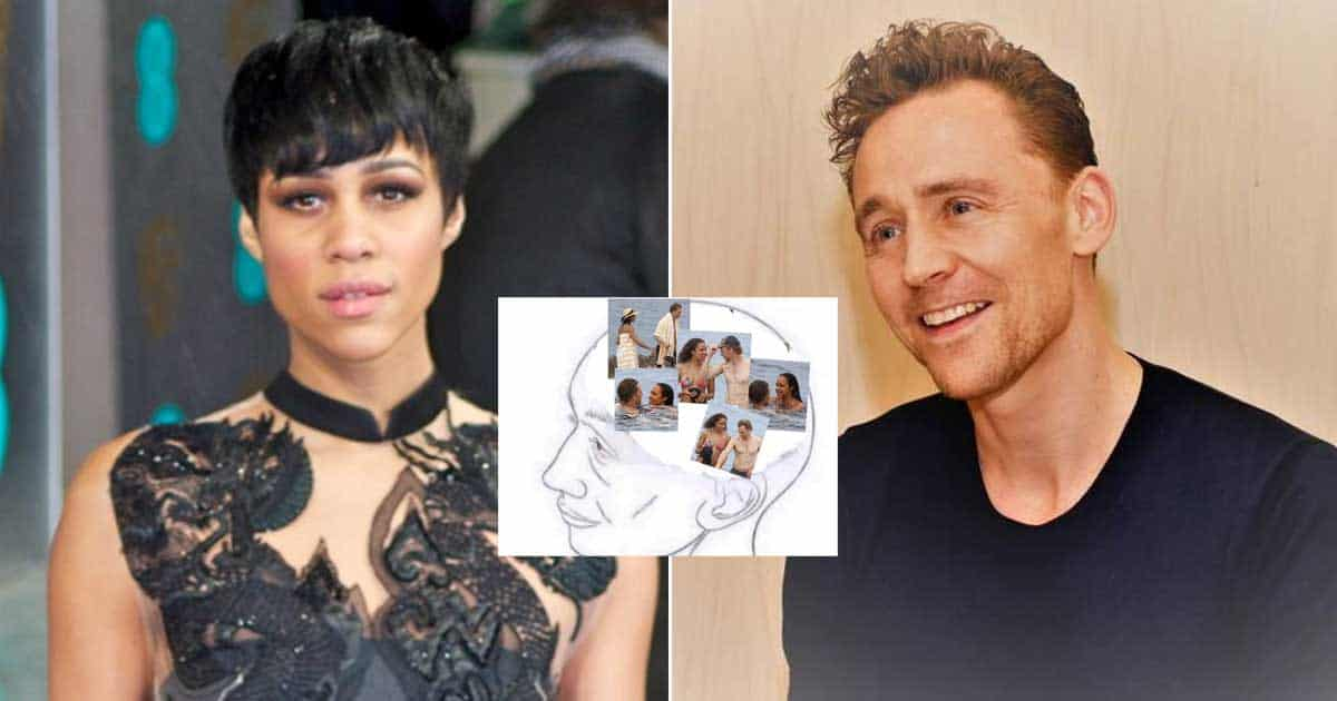 Tom Hiddleston & Zawe Ashton Share A Hot Kiss In The Ocean While On Vacation In Ibiza!